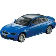 Синяя радиоуправляемая машина BMW M3 Coupe