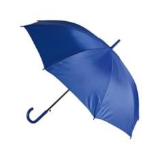 Полуавтоматический зонт-трость с пластиковой ручкой