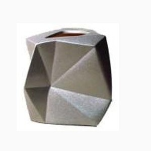 Ваза Оригами малая, серебро
