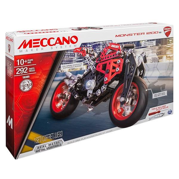 Конструктор Meccano Мотоцикл Дукати