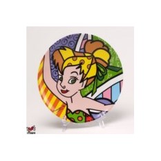 Тарелка Britto Disney, коллекция Tinker Bell