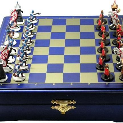Шахматы подарочные  Ледовое побоище