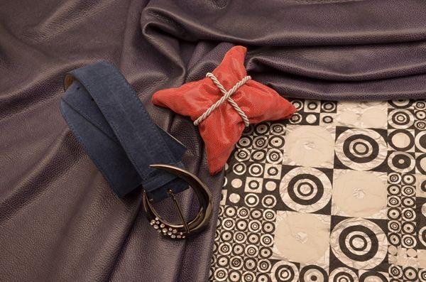 Женский кожаный ремень BB1