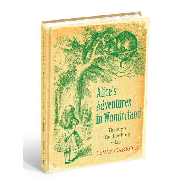 Блокнот Алиса в стране чудес