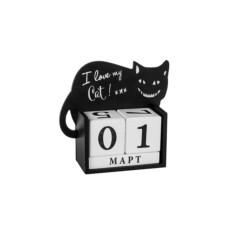 Настольный календарь Любимый кот