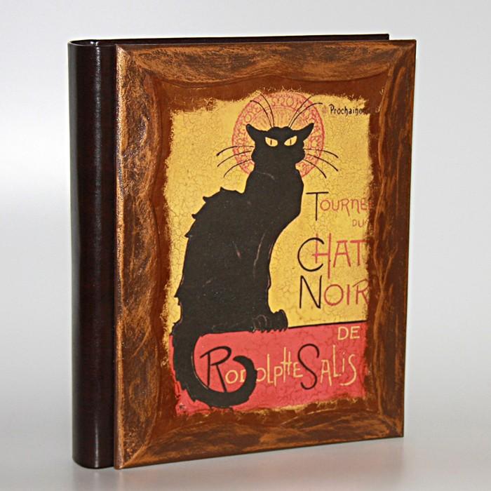 Подарочный фотоальбом Кошка