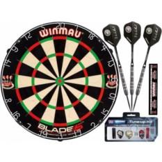 Комплект для игры в дартс Winmau Champion Plus