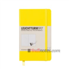 Скетчбук Leuchtturm1917 Pocket Sketchbook Lemon А6