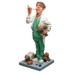 Скульптура Ветеринар