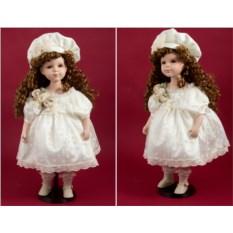 Коллекционная кукла Маленькая леди