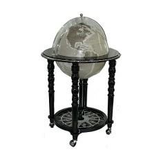 Глобус-бар с кристаллами Swarovski Кассиопея