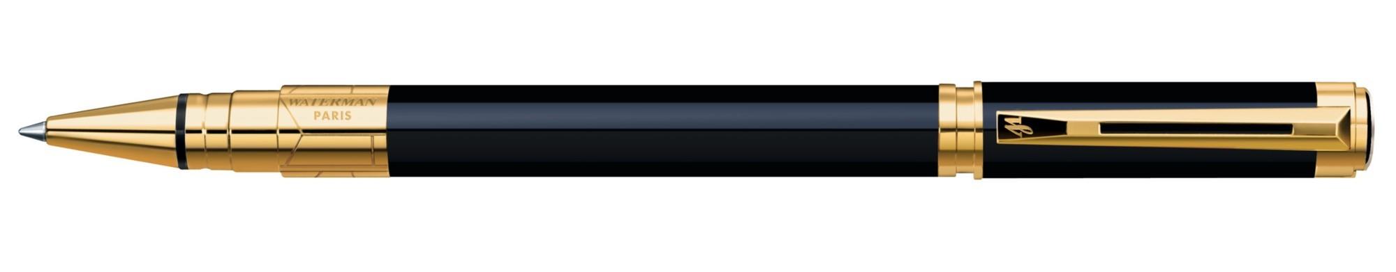 Ручка-роллер Waterman Perspective Black GT