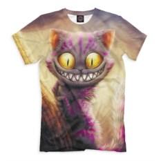 Мужская футболка Print Bar Коты