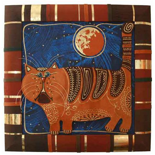 Панно декоративное «Кот»