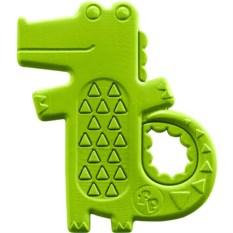 Погремушка-прорезыватель Fisher-Price Крокодильчик