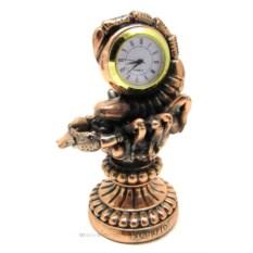 Статуэтка с часами Скорпион (19 см)