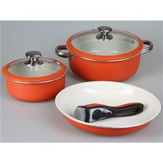 Набор посуды Pomidoro Terracotta Conveniente Set