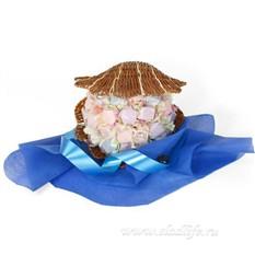 Букет из конфет Сладкая жемчужина