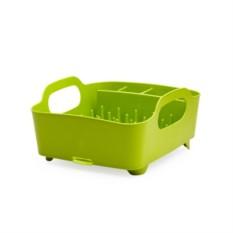 Зеленая сушилка для посуды Tub