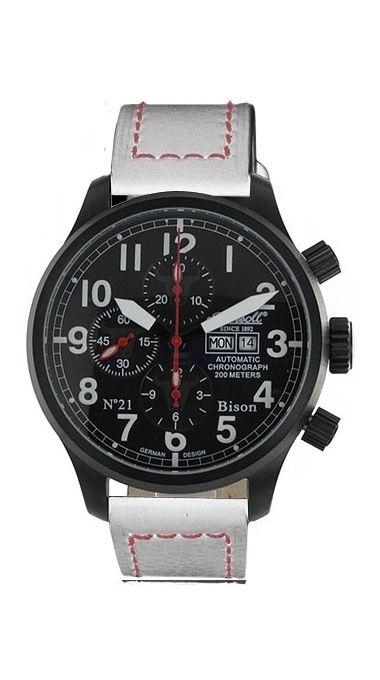 Мужские Наручные часы INGERSOLL Bison IN1615WBK