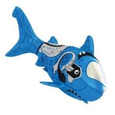 Игрушка Робо Рыбка Акула (голубая)