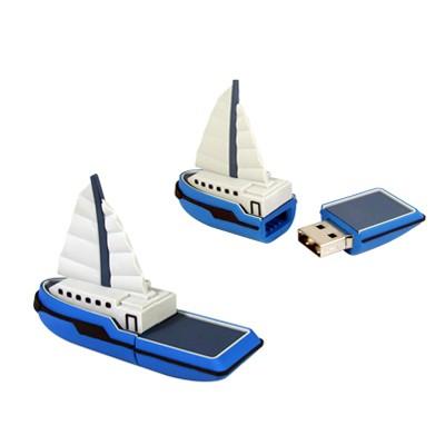 Сувенирная флешка «Яхта» (2GB)