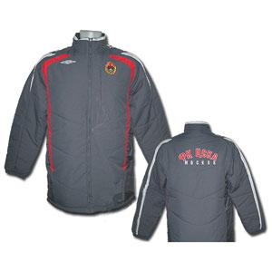 Куртка утеплённая ЦСКА 2007-2008