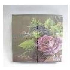 Фотоальбом Роза на 200 страниц, размер 23х29,5х5,5 см
