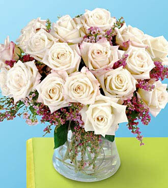 Букет из роз «Патриция»