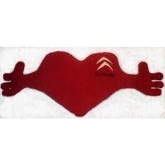 Подушка Citroen в форме сердца