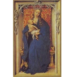 Репродукция картины Мадонна с Младенцем