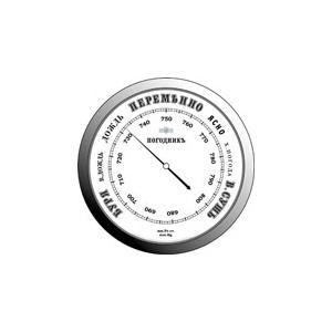 Барометр «Погодникъ»