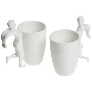 Набор чайный «Адам и Ева» (на 2 персоны)