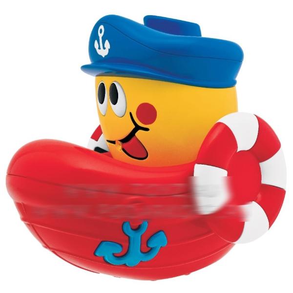 Игрушка для ванны капитан Squirt