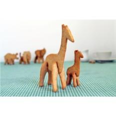 Форма для печенья Жираф 3D Giraffe