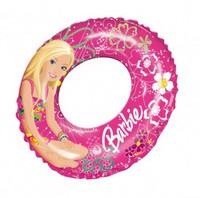 Надувной круг Барби