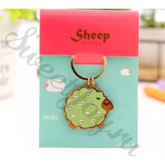 Брелок для ключей Sheep – Green