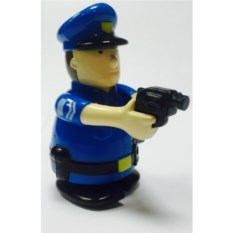 Заводная игрушка Полицейский