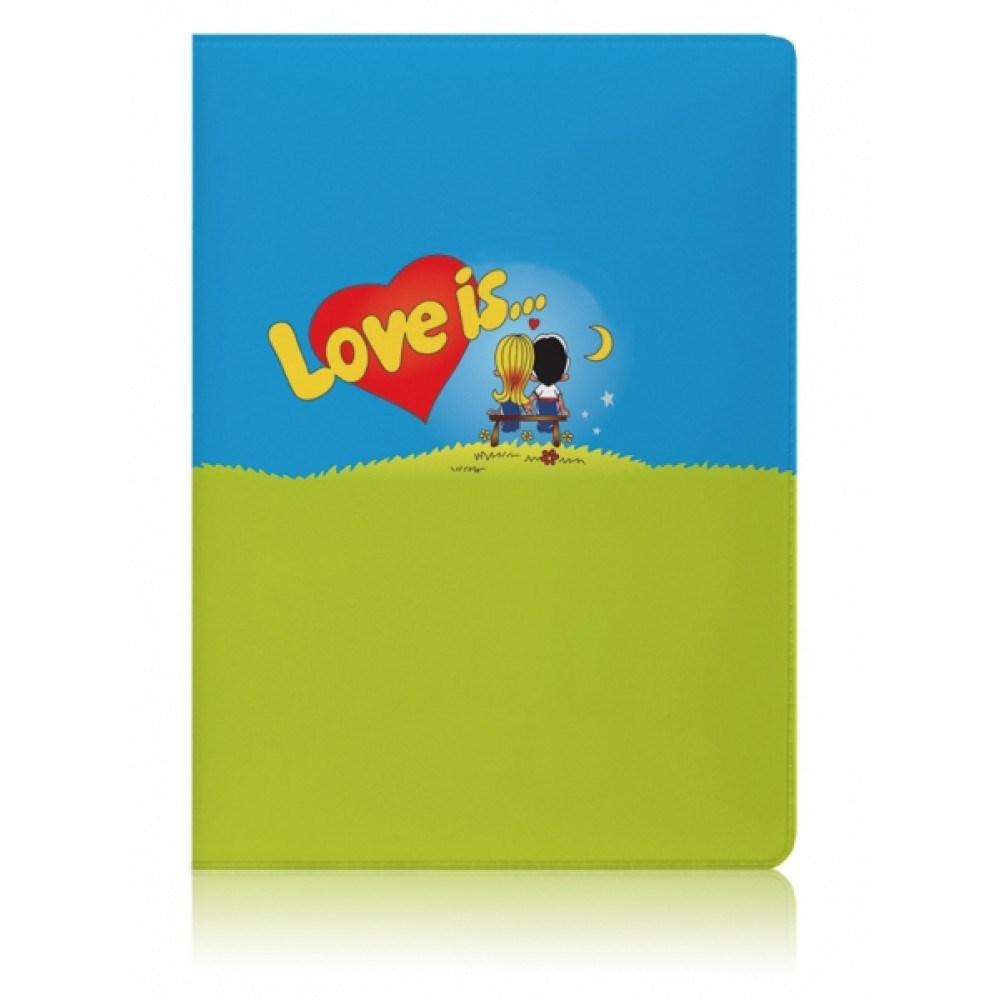 Обложка для паспорта Love is