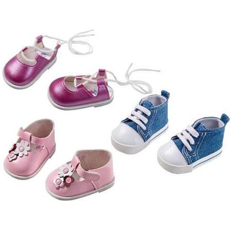 Ботиночки для куклы BABY born, ZAPF CREATION