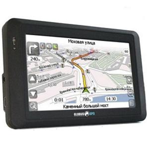 GPS навигатор «GlobusGPS 800» INTERNET без карты