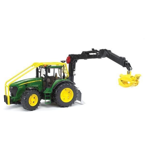 Игрушка Лесной трактор