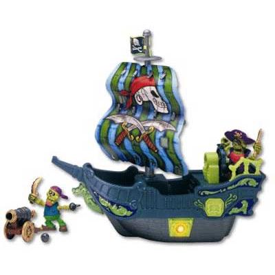 Игровой набор «Приключения пиратов. Битва-остров»