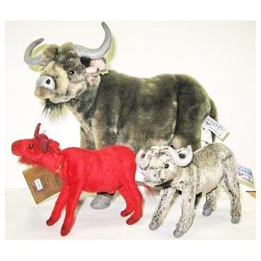 Мягкая игрушка Hansa «Буйвол светлокоричневый»