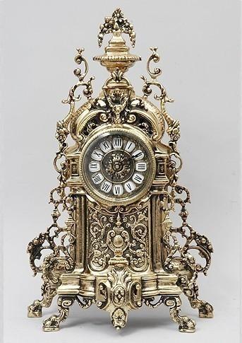 Бронзовые часы Династия королей