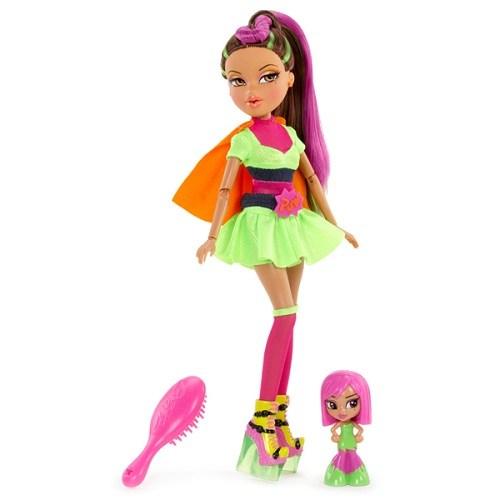 Кукла Bratz Супергерои, Жасмин