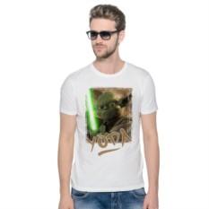 Мужская футболка Yoda