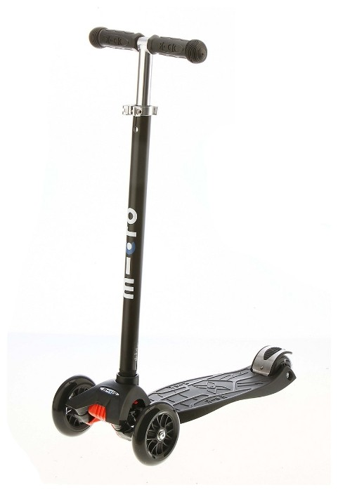 Самокат Micro Maxi Black Т