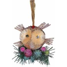 Коллекционное елочное украшение Сова Mister Christmas