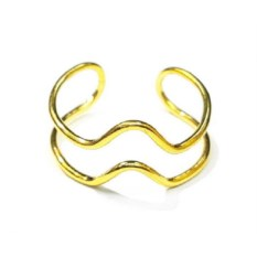 Кольцо Биение из золота 585 пробы